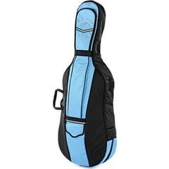 Roth & Junius CSB-01 4/4 BK/BL Cello Bag