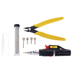 Thomann gas soldering iron set