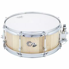 "CAZZ Snare 13""x5,5"" Beech Natural Satin"