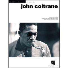 Hal Leonard Jazz Piano Solos John Coltrane