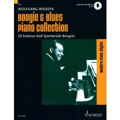 Schott Boogie Blues Piano Collection