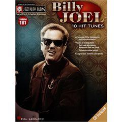 Hal Leonard Jazz Play-Along Billy Joel