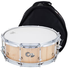 "CAZZ Snare 14"" x 5,5"" Maple Bundle"