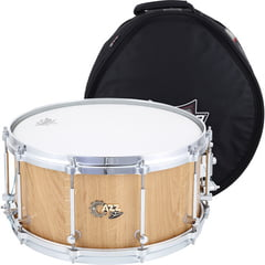 "CAZZ Snare 14"" x 7"" Oak Bundle"