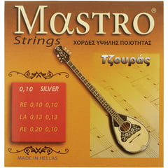 Mastro Tzouras 6 Strings 010 SP