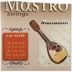 Mastro Mandolin 8 Strings 009 SP