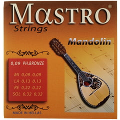 Mastro Mandolin 8 Strings 009 PB