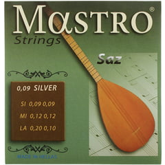 Mastro Turkish Saz 6 Strings 009 SP