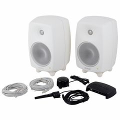 Genelec 8330 AWM Pack white