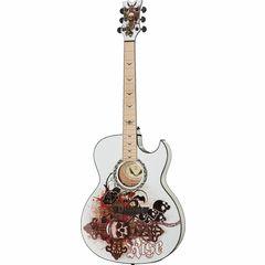 Dean Guitars Exhibition Resurrection A/E Ap