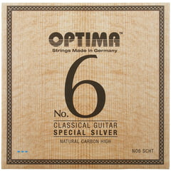 Optima No.6 Silver Strings Carb High