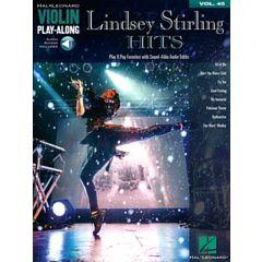 Hal Leonard Violin Play-Along Stirling Hit