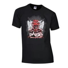 Paiste T-Shirt Skull L