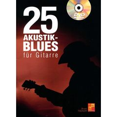 Play-Music Publishing 25 Akustik-Blues für Gitarre