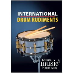 Alfred Music Publishing International Drum Rudiments