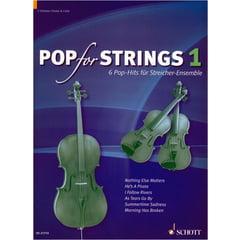 Schott Pop For Strings Vol.1