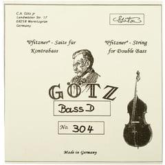 Conrad Götz Pfitzner Gut String D