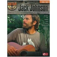 Hal Leonard Guitar Play-Along Jack Johnson