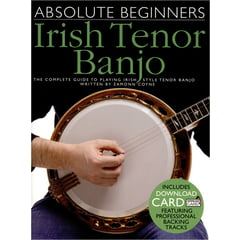 Wise Publications Absolute Beginners:Irish Tenor