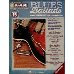 Hal Leonard Blues Play-Along: Ballads