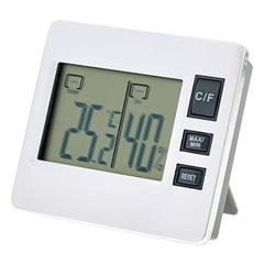 TFA Aluminium Thermo-Hygrometer