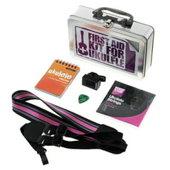 Wise Publications First Aid Kit For Ukulele
