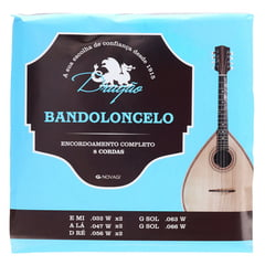 Dragao Bandoloncelo/Mandoloncello 8
