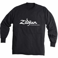 Zildjian Black Long Sleeve with Logo L