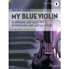 Schott My Blue Violin