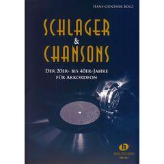 Holzschuh Verlag Schlager & Chansons 20er