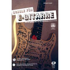 Edition Dux Schule Für E-Gitarre