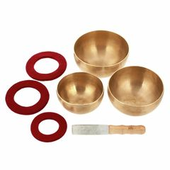 Meinl U-1950 Univ. Singing Bowl Set