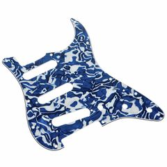 dAndrea ST-Pickguard SSS Blue Swirl
