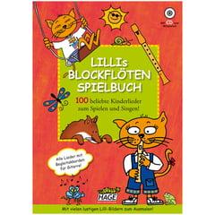 Hage Musikverlag Lillis Blockflöten Spielbuch
