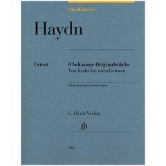 Henle Verlag Am Klavier Haydn