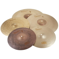 Meinl Byzance Thomann Edition Set