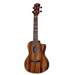 Luna Guitars Ukulele High Tide Koa Concert