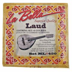 La Bella ML450 Laud Strings