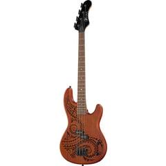 Luna Guitars Tattoo Short Scale Bass
