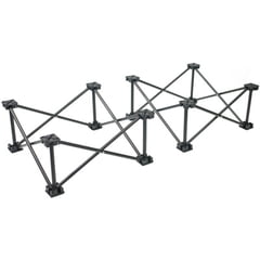 Stairville iX Stage 1x0,5m Raiser 40 cm
