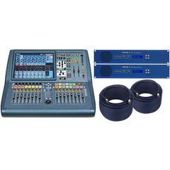 Midas Pro1 IP Stagebox Bundle 40in8