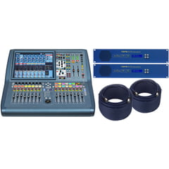 Midas Pro1 IP Stagebox Bundle 32in16