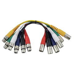 the sssnake XLR Patchcable 0,3