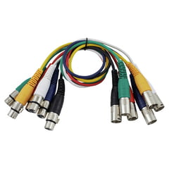 the sssnake XLR Patchcable 0,6