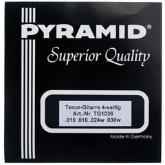 Pyramid Tenor Guitar Strings