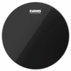 """Evans 15"""" Black Chrome Tom"""