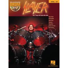 Hal Leonard Drum Play-Along Slayer