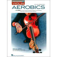 Hal Leonard Violin Aerobics