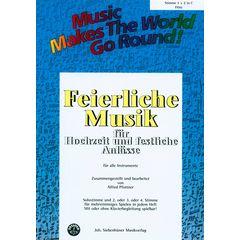 Siebenhüner Musikverlag Feierliche Musik Vol.1 Flute