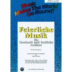 Siebenhüner Musikverlag Feierliche Musik Vol.1 A-Sax